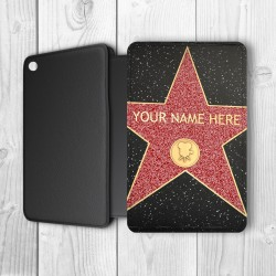Hollywood Star Personalised iPad Air Case