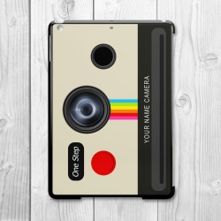 Camera Personalised iPad Air Clip On Case