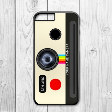 Camera Personalised Iphone Case (Black)