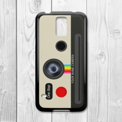 Camera Personalised Samsung Galaxy Case (Black)