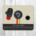 Camera Personalised Mouse Mat