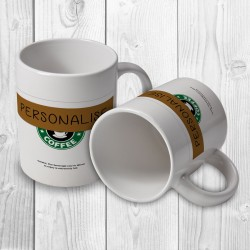 Coffee Cup Personalised Mug