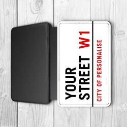 Street Sign Personalised Passport Holder