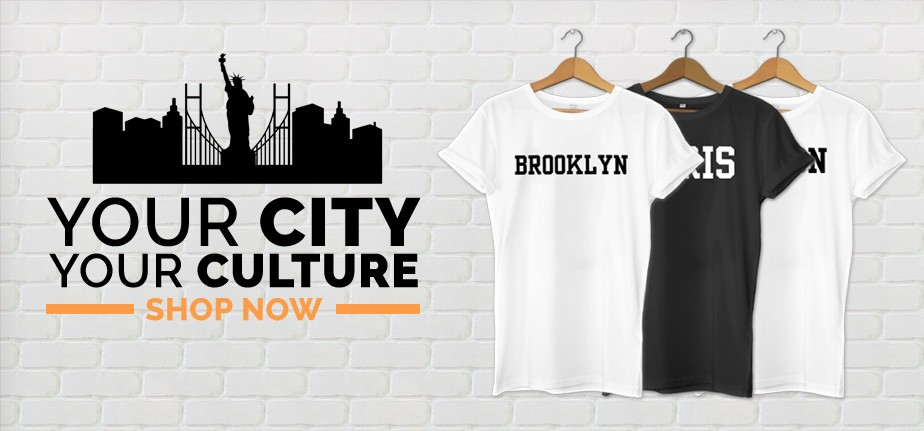 Vasity Style City T-Shirts