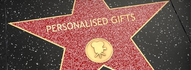 Personalised Hollywood Star Collection